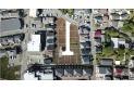 【外観】現地を上空から撮影した航空写真