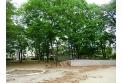 【公園】栗原公園 ●気軽に行けるお散歩スポット。お子様の遊び場としても。 約330m