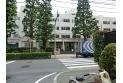 【中学校】練馬区立石神井中学校 約640m