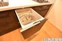 【キッチン】ビルトイン食洗機を標準搭載!洗い物は毎日のこと、あれば何かと便利です!
