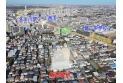 【その他】上空から見た販売現地全体と周辺(2020年11月撮影) 西武新宿線「久米川」駅徒歩7分