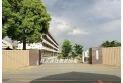 【中学校】花の木中学校 約1,100m