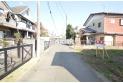 【その他】交通量の少ない前面道路(平成31年3月26日撮影)