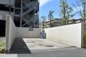 【駐車場】駐車場横に設けられた居住者専用の洗車場(有償)