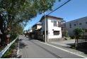 【外観】10月4日撮影/古家があります/季節の移ろいを身近に感じる住宅地