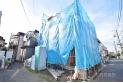 【外観】9月25日撮影/車の通りも少ない閑静な住宅地