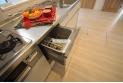 【設備】食洗機は面倒な後片付けの強力なサポーター、食後の団欒時間を創ってくれます。