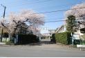 【中学校】宮寺中学校 約2,700m