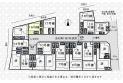 【区画図】土地面積120.1m2/全20棟16号棟/カースペース3台可(車種による)