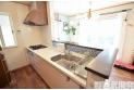 【キッチン】【キッチン】作業スペースのあるキッチンなので大勢のお料理も作業がしやすいです。