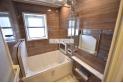 【風呂】浴室TVつきのお風呂。浴室は一式を新規交換済みです。