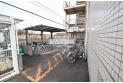 【設備】【駐輪場】自転車置き場(1台目無料、2台目以上:月額500円~1000円)2019年7月現在