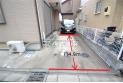 【駐車場】2台駐車可(車種による)