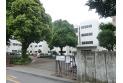 【中学校】富士見中学校 約600m
