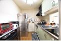 【キッチン】対面キッチンがご家族の温かい時間を演出