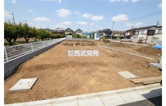 【外観】建築条件付売り地ではございません!令和元年5月13日撮影