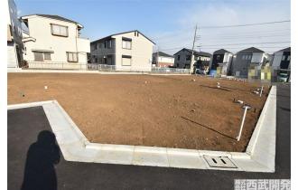 【外観】とても閑静な住宅地です!造成工事終了しました!お問い合わせお待ちしております。令和2年3月23日撮影