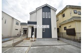 【外観】「清瀬」駅徒歩11分!平成30年1月19日撮影