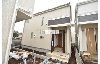 【外観】「清瀬」駅徒歩11分の好立地!平成30年1月19日撮影