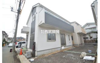 【外観】LDK18帖!全室南向きの明るい住空間!