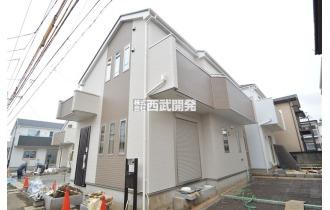 【外観】LDK16.12帖、ゆとりある住空間と豊富な収納スペースも特長です!
