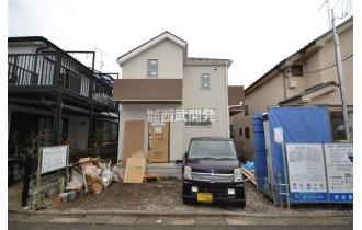 【外観】販売現地全景(撮影日2021.3.22)