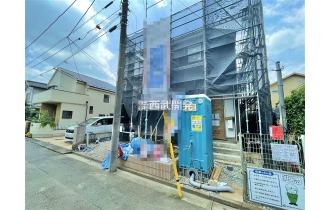 【外観】撮影現地全景(撮影日2021.6.18)