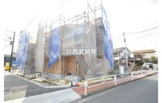 【外観】販売現地(2021年3月撮影)