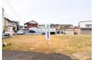 【外観】29坪の敷地にお好きなハウスメーカーでたてられます!朝霞駅徒歩22分の立地!