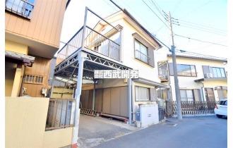 【外観】柳瀬川駅徒歩19分、志木駅徒歩21分の立地!