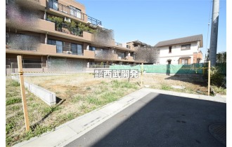 【外観】敷地35.4坪!R3年3月撮影