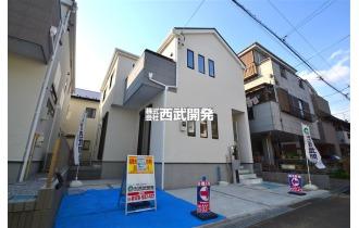 【外観】耐震構造/カースペース2台/平成30年12月築/未入居住宅