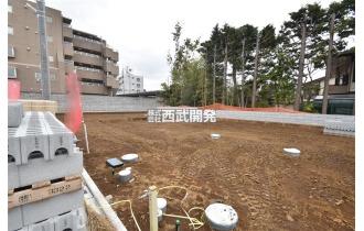 【外観】36坪の敷地に佇む、納得のプランニング!R3年3月撮影