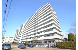 【外観】7階部分/南西バルコニー/陽当り・眺望良好