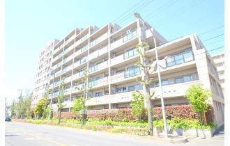 【外観】9階建て8階部分/南西向きにて眺望、陽当たり良好