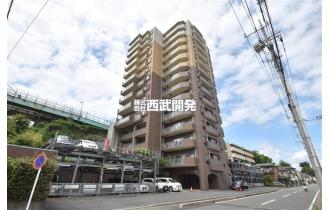【外観】14階建て最上階につき眺望良好!