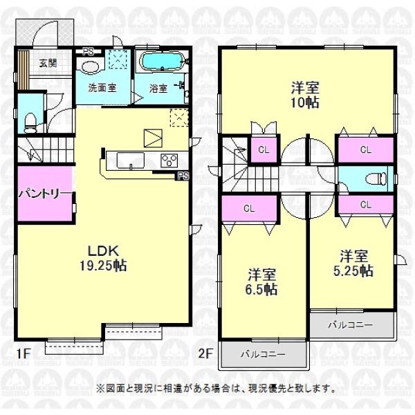【間取】ご家族の成長に合わせて部屋を増やせる2ドア1ルームのあるご住宅!