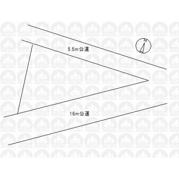 【間取】区画図