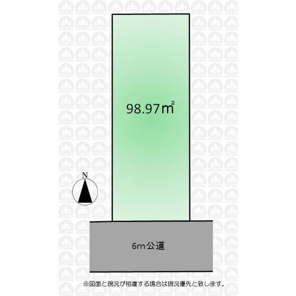 【区画図】区画図