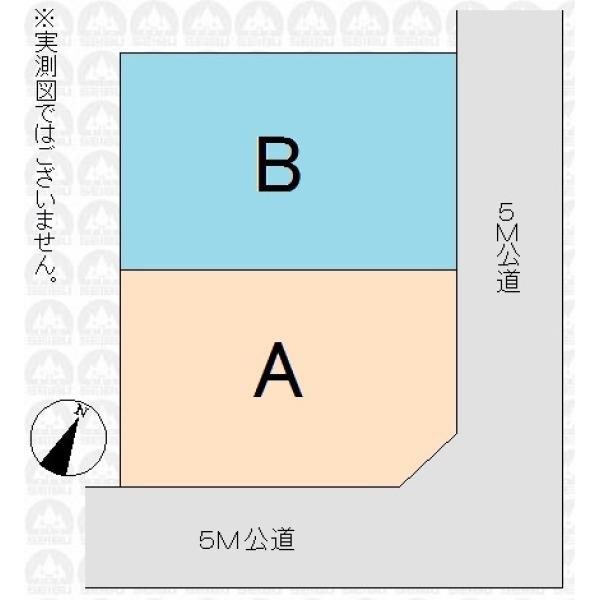 【区画図】B区画